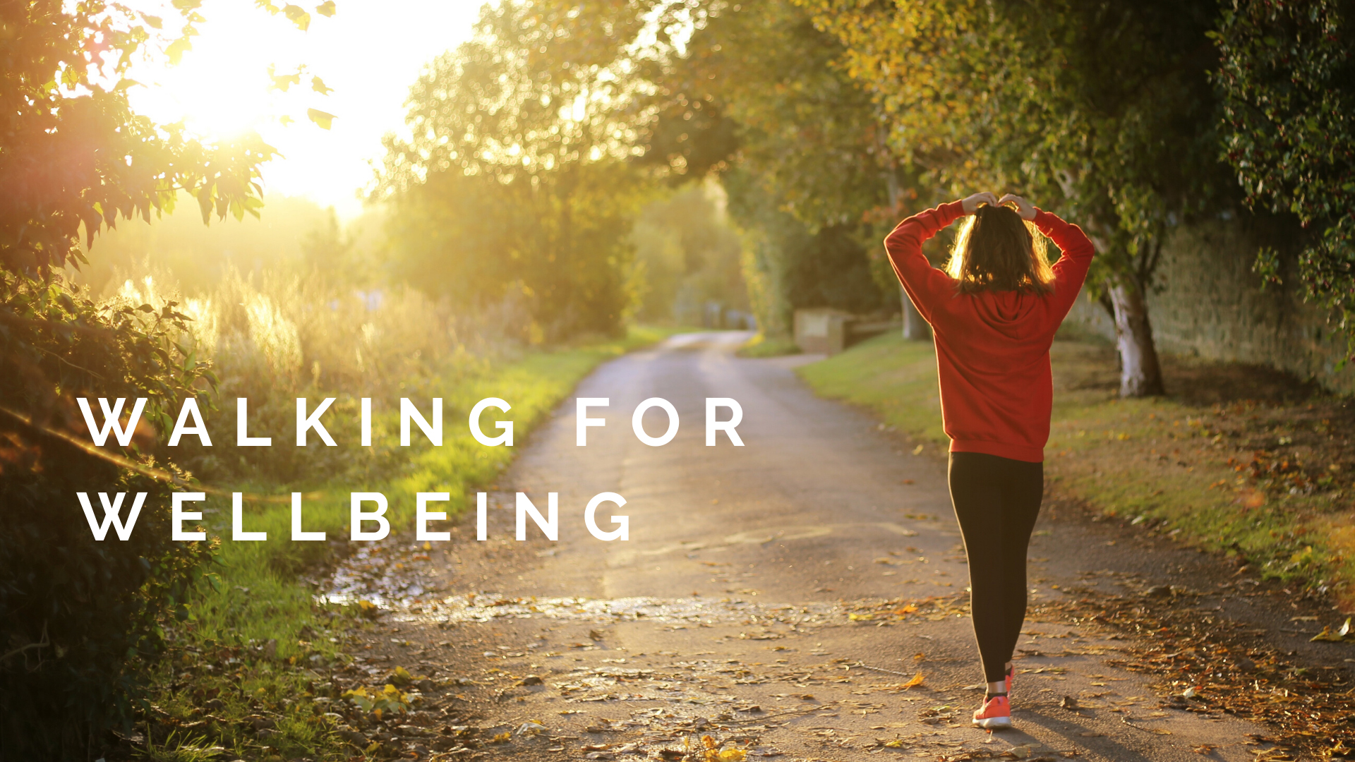 Walking For Wellbeing